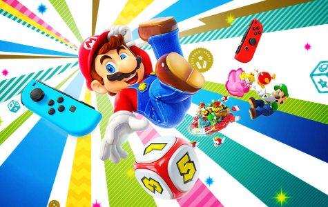 Top Five Mini Games in Super Mario Party