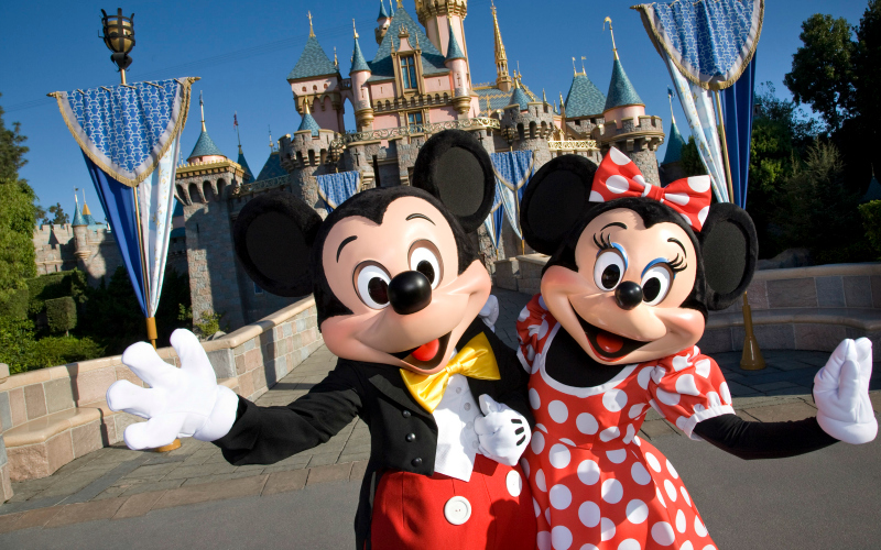 The Decisive Ranking of the Disney Theme Parks