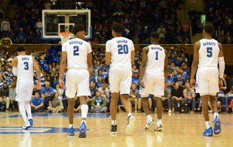 Duke Blue Devils Basketball Trio and Hot Start