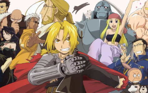 Top Ten Full-metal Alchemist Characters