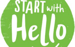 "CCHS Believes it is Important to ""Start With Hello"""