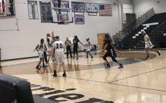 CCHS Girls Basketball Team on A Hot Streak Late In Season