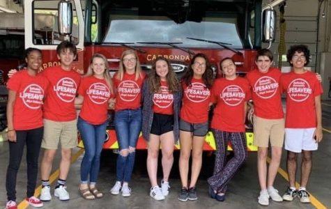 Lifesavers Spread Love Around CCHS