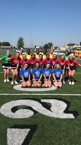 Covid-19 Restrictions on CCHS Cheerleading