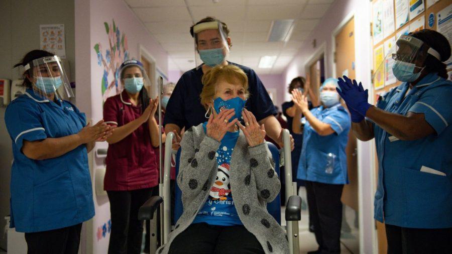 COVID Vaccine Rollout for Illinois