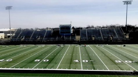 The high school football field will be the location of Terrierfest if voted for.