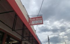 The store front shows that that they are open from Tuesday-Saturday, 9 a.m.-6 p.m.